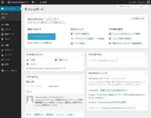 WordPress3.8Beta