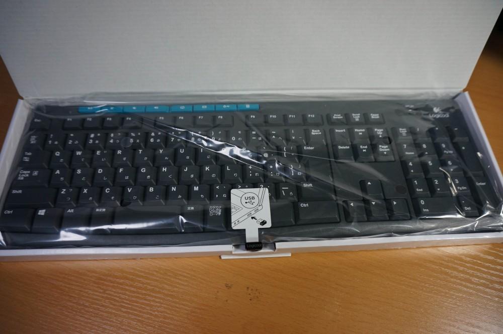 ロジクールワイヤレスキーボードK275