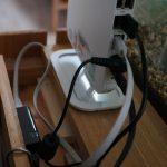 無線LAN子機(WRH-300BK2-S)は常時繋ぎっぱなしだと熱暴走で通信不安定に?自宅で眠ってたMZK-MF300N2に切り替えると通信が安定した