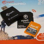 Eyefi Mobi ProデスクトップアプリでのWiFi設定~Eye-Fi Pro X2からの切り替え